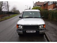 Land Rover Discovery TD5 7 seater - Automatic