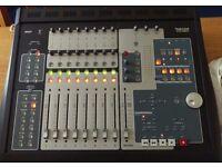 Tascam FW1884/Mixer/Mixing desk/ Mixing controller