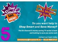 Channel 5 money saving TV series looking for families