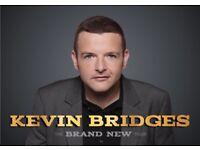 £50 tickets Kevin Bridges SSE hydro Sunday 21st October