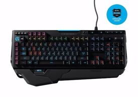 Logitech G910 Orion Spark Mechanical Keyboard RGB NEW