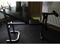 COSTWAY WEIGH BENCH