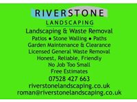 Riverstone Landscaping and Waste Removal
