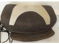 Homedics Deluxe Shiatsu Massage Cushion with heat - new with box