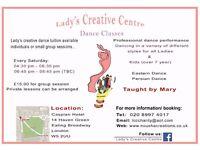 Dance Class (Eastern Dance + Persian Dance)