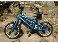 Boys bike 14 inch Ridgeback MX14