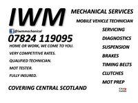 Mobile Vehicle Mechanic