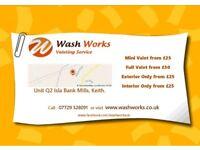 Wash Works Valeting Service