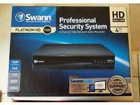 Swann 1TB 720P 4 Channel CCTV DVR BNIB