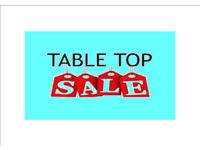 Table Top Sale at Coalpit Heath Village Hall