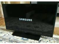 40in Samsung LED TV FREEVIEW HD WARRANTY