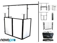 Novopro Dj Stand & Lighting T-Bar