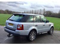 2007 LandRover Range Rover Sport 3.6 TDV8 HSE