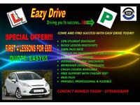 DRIVING LESSONS IN THE NORTH & WEST LONDON AREA