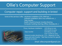 Ollie's Computer Repair and Support