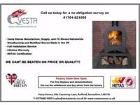Woodburning and multifuel Stoves - buy direct and save £££