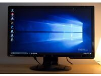 "BenQ G2420HD - 24"" 60Hz Monitor - Barerly used - Only as a bundle with one of PCs."