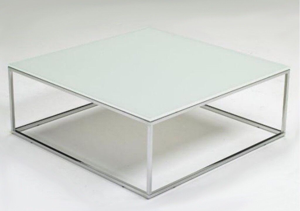 Natuzzi Cabaret Square Glass Top Central Coffee Table In Gumtree Rascalartsnyc