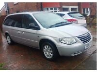 REDUCED TO SELL - CHRYLSER GRAND VOYAGER LIMITED XS CRD 7 Seater Automatic