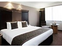 Luxury newly re-furbished Club Rooms Available Now including facilities for only £155 a night!!