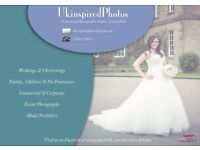 Professional , Friendly Wedding and Portrait Photography