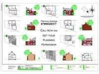 Online, Architectural Services, Planning Permission, Rear extension, Loft conversion