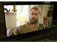 UHD 4K - 48in Samsung - SMART 1000PQI - Wi-Fi TV -FREEVIEW HD - WARRANTY