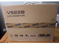 """ASUS Full HD LED 21.5"""" Display Black-on stand with tilt+rotate-in original packaging Cost £119.99 #3"""
