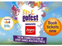 Family ticket GOFEST NORTH Manchester 23-24 June