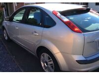 Ford Focus 2.0 GHIA ,106750 miles, Silver, Auto, Duel Fuel - Petrol/LPG, VGC, Private Seller. *LOOK*