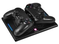 PS4 wireless charging pad