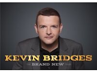 2 Kevins bridges tickets SSE hydro 21st October