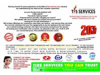 LOW BUDGET - FIRE ALARM,CCTV MAINTAIN -SERVICE-INSTALL 4 SCHOOL HMO,CAREHOME,COMMERCIAL ,DOMESTIC