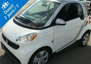 2013 smart fortwo Pure, BANCS CHAUFFANTS