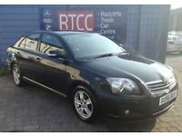 2006 (56), Toyota Avensis 1.8 VVT-i T3-X 5dr Hatchback, AA COVER & AU WARRANTY INCLUDED, £1,495 ono