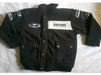 Adults Oxford Motorcycle Jacket