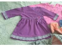 Beautiful Bundle of Baby Girls Clothes 0-3 months