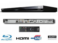 Sony BDP-S370 1080p Blu-ray/DVD HD Player - Boxed