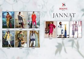 JANNAT BY DEEPSY PAKISTANI SUITS WHOLESALE