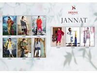 JANNAT BY DEEPSY PAKISTANI SUITS WHOLESALE