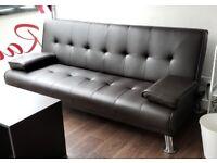 Italian-style sofa bed