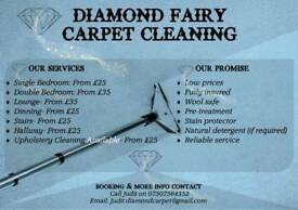 Carpet, oven, end of tenancy and deep cleaning