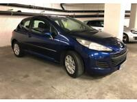 PEUGEOT 207 FACELIFT 2011 60 plate SUPERB CONDITION not ( astra vauxhall golf fiesta ford ) px swap