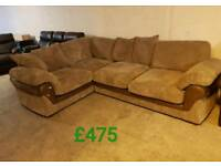 Corner sofa leather beds mattress