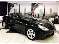 🎈SUMMER-TIME FUN🎈 2005 MERCEDES BENZ SLK 280 3.0 PETROL CONVERTIBLE ★SERVICE HISTORY★KWIKI AUTOS★