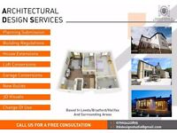 ARCHITECTURAL DESIGN SERVICES - Planning Applications | Building Regulations | House Extensions |