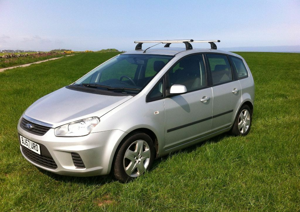 ford focus c max roof rack cosmecol. Black Bedroom Furniture Sets. Home Design Ideas