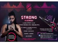 STRONG by Zumba (Ladies Only)