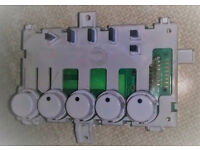 Genuine spares/replacement controls for Hoover HN6166 Washing Machine