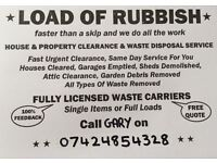 LOAD OF RUBBISH